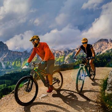 Mountainbike Ferien